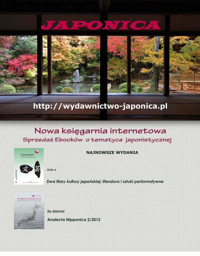 Nowa księgarnia internetowa